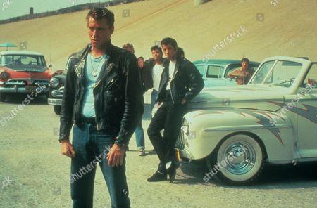 Grease,  Jeff Conaway,  Barry Pearl,  John Travolta