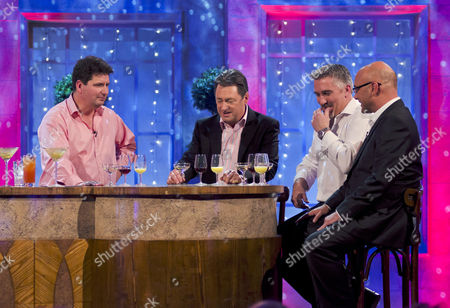 Editorial photo of 'The Alan Titchmarsh Show' TV Programme, London, Britain - 03 Feb 2012