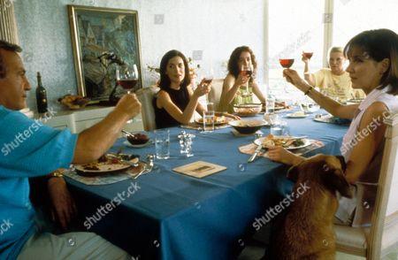 Happiness,  Ben Gazzara,  Lara Flynn Boyle,  Jane Adams,  Louise Lasser,  Cynthia Stevenson