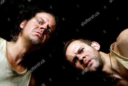 I Sell The Dead,  Larry Fessenden,  Dominic Monaghan