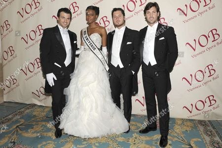 Editorial picture of 57th Annual Viennese Opera Ball Gala, New York, America - 03 Feb 2012