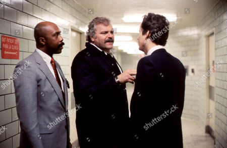 Stock Image of F/x (Murder By Illusion),  Brian Dennehy,  Cliff De Young