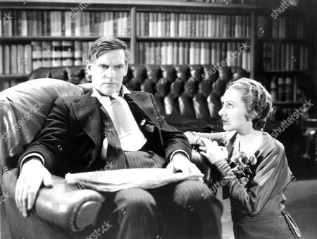 Gabriel Over The White House,  Walter Huston,  Karen Morley
