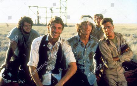 Fandango,  Chuck Bush,  Kevin Costner,  Sam Robards,  Brian Cesak,  Judd Nelson