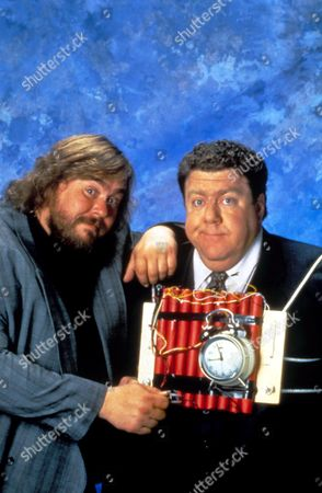 Hostage For A Day,  John Candy,  George Wendt