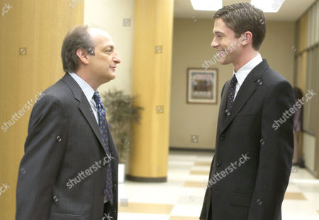 In Good Company,  David Paymer,  Topher Grace