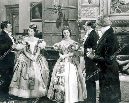 Jassy,  Margaret Lockwood,  Patricia Roc,  Grey Blake,  Ernest Thesiger