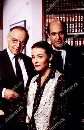 La Law (La Law) ,  Richard A Dysart,  Amanda Donohoe,  Alan Rachins