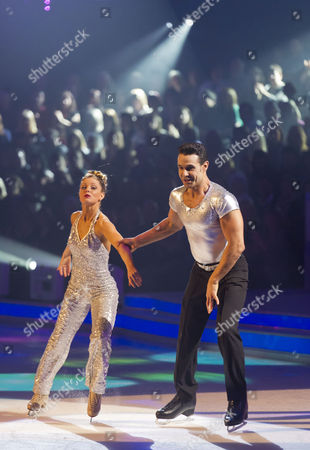 Chico Slimani and Phillipa Towler Green