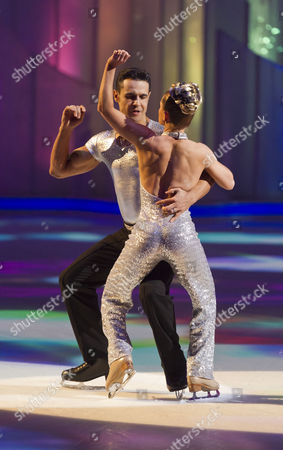 Editorial picture of 'Dancing on Ice' TV Programme, Elstree Studios, Britain. - 05 Feb 2012