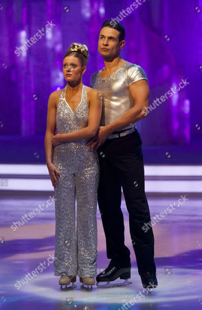 Stock Image of Chico Slimani and Phillipa Towler Green