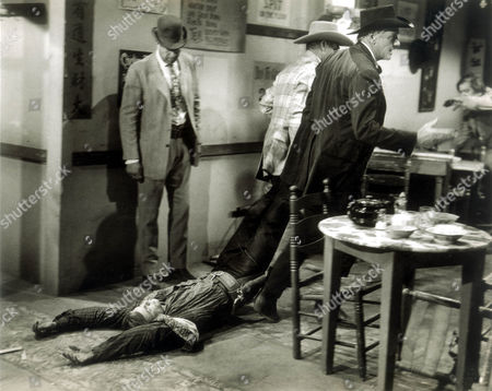 Guns In The Afternoon (Ride The High Country),  Ron Starr,  Randolph Scott,  Joel Mccrea