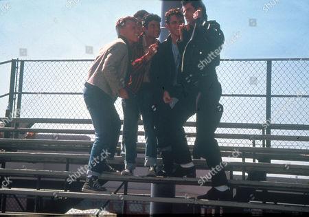 Grease,  Kelly Ward,  Barry Pearl,  Michael Tucci,  John Travolta