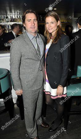 Luke Wilson and Meg Simpson