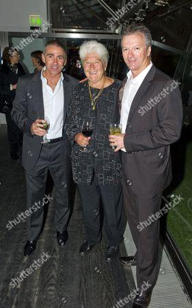 Mick Doohan, Dawn Fraser and Steve Waugh