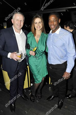 Editorial picture of Laureus World Sports Awards Welcome Party, London, Britain - 05 Feb 2012