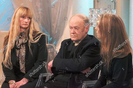 Stock Image of Janet Winter, Guy Lyon Playfair and Deborah Hyde.