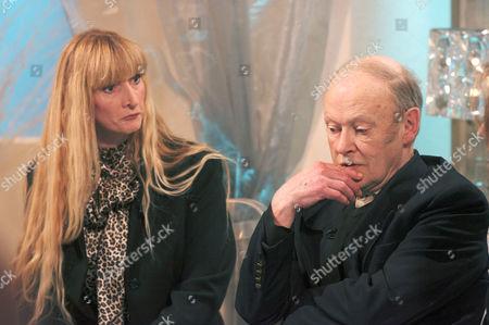 Janet Winter and Guy Lyon Playfair