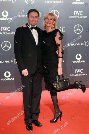 Christa Kinshofer and husband Dr. Erich Rembeck