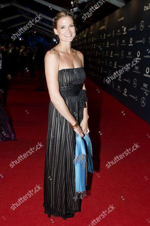 Editorial photo of Laureus World Sports Awards, Arrivals, London, Britain - 06 Feb 2012