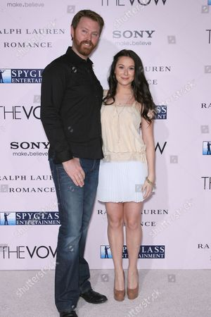 Editorial image of 'The Vow' Film Premiere, Los Angeles, America - 06 Feb 2012