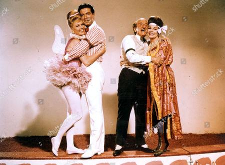 Jumbo,  Doris Day,  Stephen Boyd,  Jimmy Durante,  Martha Raye