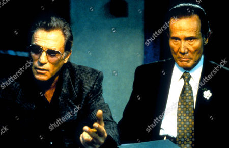 Stock Photo of Ghost Dog: The Day Of The Samurai,  Cliff Gorman,  Henry Silva