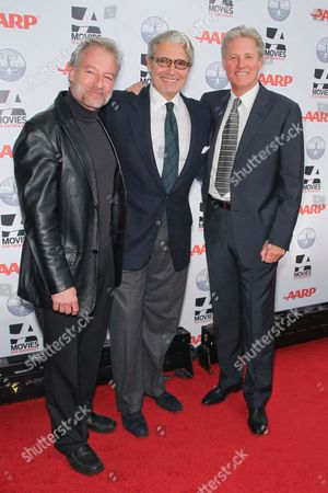 Stock Photo of Perry King, Mchael Nouri and Bruce Boxleitner