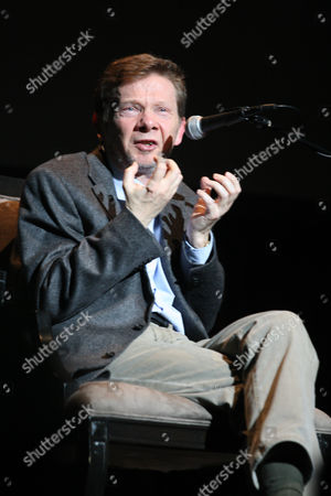 Stock Photo of Eckhart Tolle