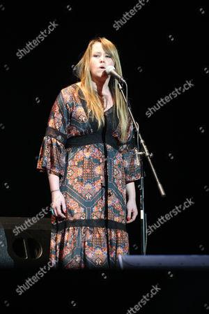 Stock Image of Jane Carrey