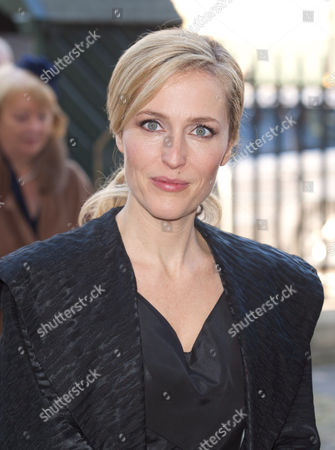 Stock Picture of Gillian Anderson
