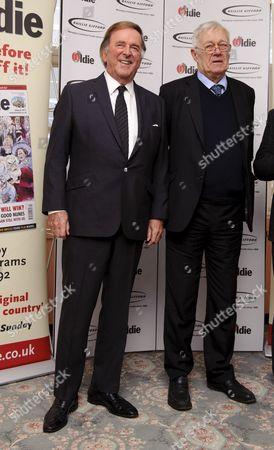 Sir Terry Wogan and Richard Ingrams