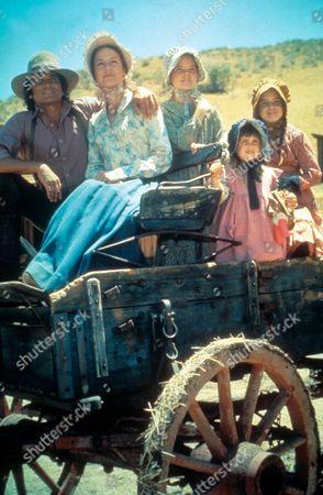 Little House On The Prairie ,  Michael Landon,  Karen Grassle,  Melissa Sue Anderson,  Lindsay Sidney Greenbush,  Melissa Gilbert