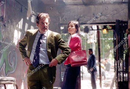 Man On Fire,  Giancarlo Giannini,  Rachel Ticotin