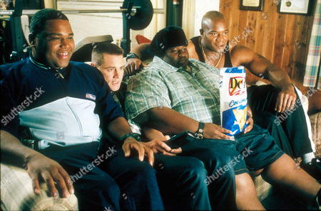 Stock Photo of Me_myself And Irene,  Anthony Anderson,  Jim Carrey,  Jerod Mixon,  Mongo Brownlee