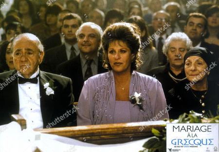 My Big Fat Greek Wedding,  Michael Constantine, lainie Kazan
