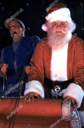 Ernest Saves Christmas,  Jim Varney,  Douglas Seale