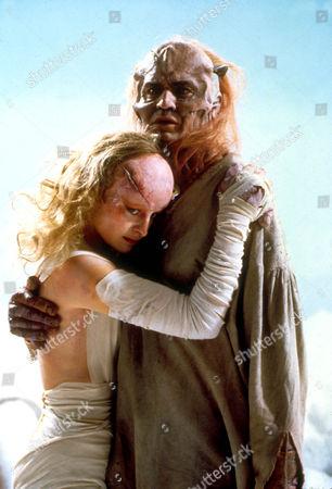 Frankenstein Unbound,  Catherine Rabett,  Nick Brimble