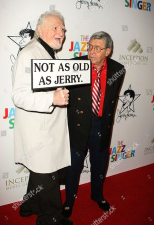 Marty Ingels ; Jerry Lewis