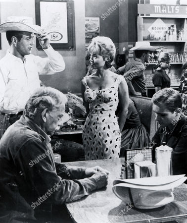 Hud,  Paul Newman,  Melvyn Douglas,  Brandon De Wilde