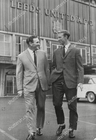 Leeds United Footballer Jack Charlton (right) With Leeds Manager Don Revie John 'jack' Charlton Obe Dl (born Ashington Northumberland 8 May 1935) Is A Former Footballer And Manager Who Played For Leeds United In The 1950s 1960s And 1970s And Was Part Of The England Team Who Won The 1966 World Cup. He Is The Brother Of Former Manchester United And England Footballer Bobby Charlton. Charlton Was A Part Of The Successful Leeds United Side Of The 1960s And 1970s Winning A League Championship (1969) An Fa Cup (1972) A League Cup (1968) And Two Fairs Cups (1968 And 1971) And Made A Club Record 773 Appearances. He Won 35 England Caps And Played In Every Game Of The Successful 1966 World Cup Campaign. In 2006 Leeds United Supporters Voted Charlton Into The Club's Greatest Ever Xi. Charlton Later Became A Manager Of Both Domestic And International Sides. In His First Season As A Manager He Led Middlesbrough To The Second Division Title For Which He Was Voted Manager Of The Year In 1974. He Later Took Charge Of The Republic Of Ireland National Team And Led Them To Their First Ever World Cup In 1990 Where They Reached The Quarter-finals.