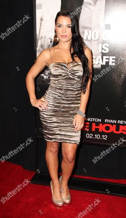 Editorial photo of 'Safe House' film premiere, New York, America - 07 Feb 2012