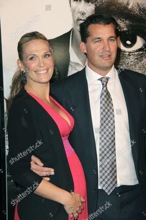 Molly Simms and Scott Stuber