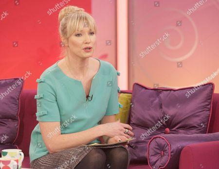 Editorial picture of 'Lorraine Live' TV Programme, London, Britain - 08 Feb 2012