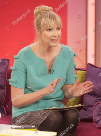Editorial photo of 'Lorraine Live' TV Programme, London, Britain - 08 Feb 2012
