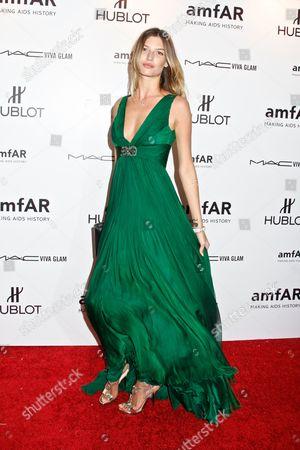 Editorial photo of AmFAR Benefit Gala, New York, America - 08 Feb 2012