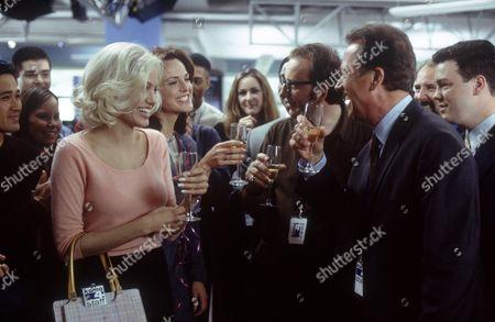 Life Or Something Like It,  Angelina Jolie,  Melissa Errico,  Max Baker,  Greg Itzin