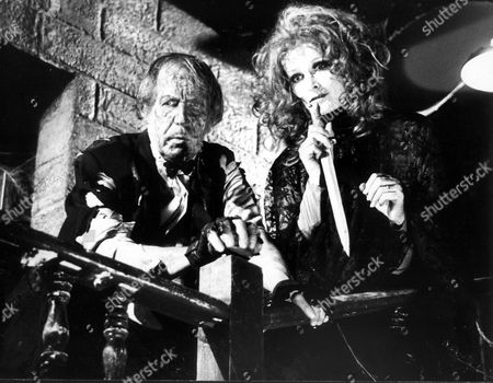 Madhouse, Vincent Price, Adrienne Corri