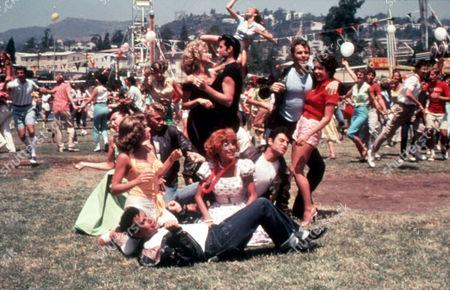 Grease,  Olivia Newton-john,  John Travolta,  Jeff Conaway,  Stockard Channing,  Barry Pearl,  Michael Tucci,  Kelly Ward,  Didi Conn,  Dinah Manoff