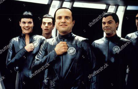 Galaxy Quest,  Misi Pyle,  Enrico Colantoni,  Jed Rees